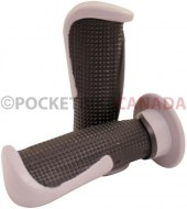 Throttle_Grips_ _Tapered_Gray_1