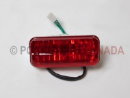 Rear Brake Taillight Lamp for 125cc, T2 Rebel, ATV Quad 4-Stroke - G1050022