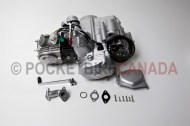 Engine w/ Semi Automatic for 125cc, T2 Rebel, ATV 4-Stroke Quad - G1050026